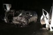 Возле Белоярского водохранилища столкнулись две «Газели» и внедорожник. Три человека получили травмы
