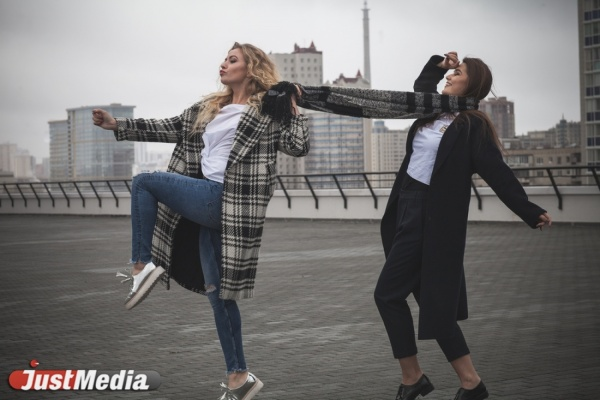 В Екатеринбурге – около нуля и пасмурно. Группа «ЛАЙК.А»: «Мы осень-осень этому рады». ФОТО, ВИДЕО