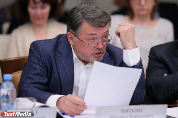 Михаил Вяткин: «Надо создать максимально неудобные условия для владельцев личного транспорта»