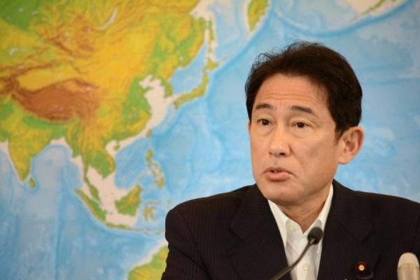 Министр иностранных дел Японии посетит Россию в декабре