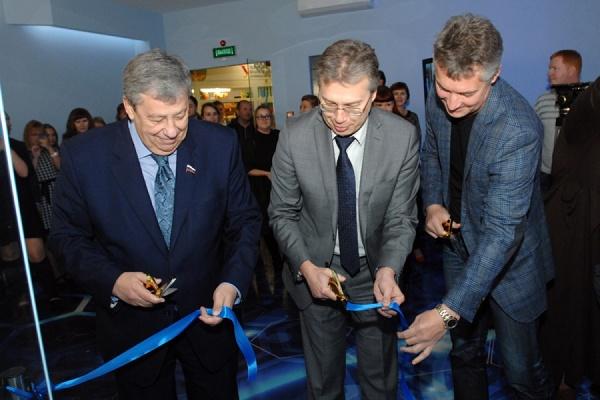 День рождения в УрФУ отметили презентацией нового музея