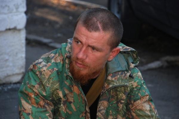 Несколько тысяч человек пришли проститься с Моторолой в Донецке