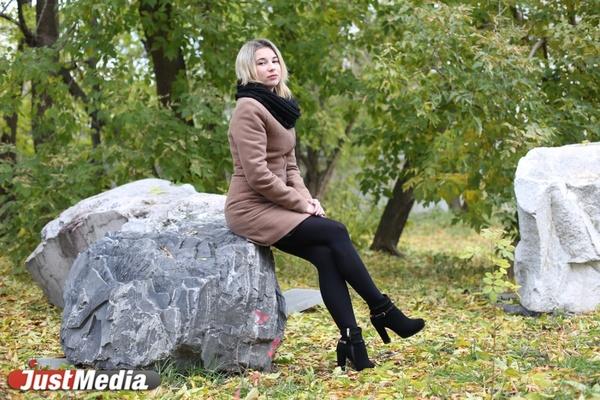 Студентка Алена Фахрутдинова: «Осень — это не мое. Не люблю дожди и холод». В Екатеринбурге облачно и небольшой снег. ФОТО, ВИДЕО.