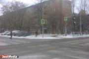 На одном из перекрестков Уралмаша второй день не работают светофоры