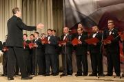 На фото: хор металлургов Богословского алюминиевого завода