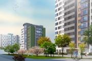 На Уралмаше на месте частного сектора вырастет девятиэтажный квартал