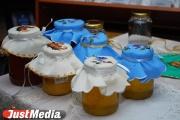 В центре Екатеринбурга будут продавать живую рыбу, мед и пуховые платки