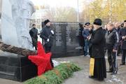 В Нижнем Тагиле открыли памятник погибшим силовикам
