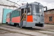 НПО автоматики перешло на выпуск трамваев