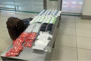 В Кольцово у жителя Китая изъяли 3,3 килограмма аксессуаров к сотовым телефонам