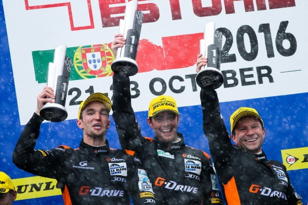 Команда G-Drive Racing стала чемпионом ELMS-2016. ФОТО