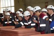 Первокурсники Технического университета показали гендиректору УГМК «учебно-производственный блокбастер»