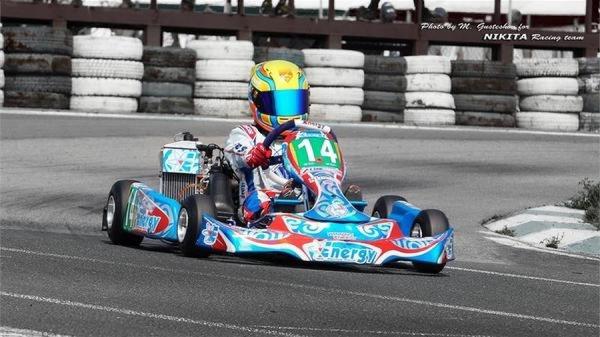 11-летний мальчик из Арамиля выиграл Кубок мира по картингу в Италии