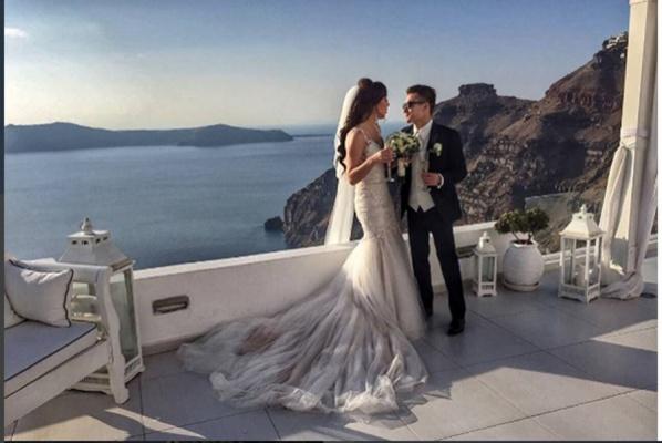 «Вы с Марией, как всегда, элегантны». Медалист Олимпиады в Рио Давид Белявский женился