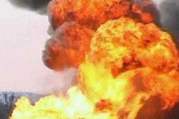 В Алабаме произошел взрыв бензопровода