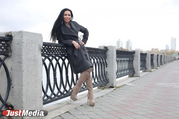Организатор мероприятий Лилия Загвоздина: «Уже можно надевать шубу». В Екатеринбурге холодает: днем —8 градусов. ФОТО, ВИДЕО.