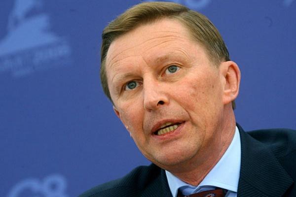 Путин исключил из Экономического совета при президенте РФ Сергея Иванова