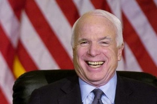 Джон Маккейн в шестой раз переизбран в сенат США