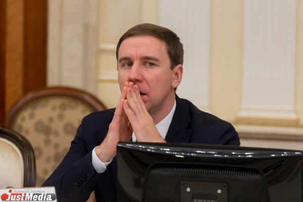 Руководителя свердловского минтранса Александра Сидоренко отправили вотставку