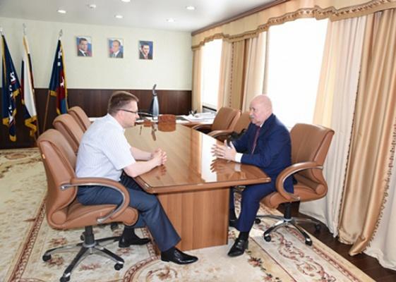 ВТюмени назначили врио гендиректора «Корпорации развития»