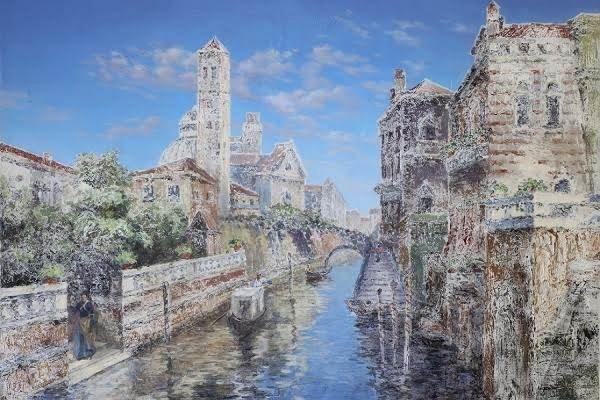 Для ценителей современного искусства: в Екатеринбурге пройдет выставка Никаса Сафронова