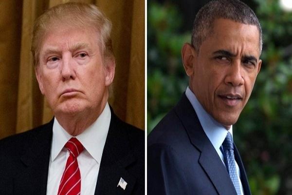 Обама и Трамп встретились в Белом доме