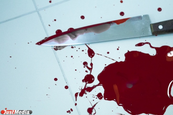 Четверо режевчан зарезали женщину и семейную пару с собакой. ФОТО 18+