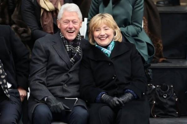 Хиллари и Билл Клинтоны могут развестись
