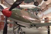 В музее военной техники УГМК появилась легендарная «Аэрокобра» Григория Речкалова