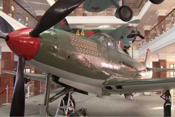 Видео ролик о полете на л-29