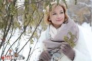 Ольга Кныш, телеведущая: «Снег меняет человека в лучшую сторону». В среду в Екатеринбурге минус 21