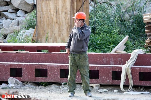 Парк Победы в Таборах строили нелегальные мигранты