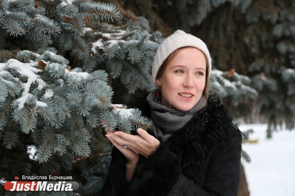 Анна Кычакова, бизнес-леди: «В этом году я люблю зиму, она обволакивает уютом». В Екатеринбурге по-прежнему без снега и мороз. ФОТО и ВИДЕО