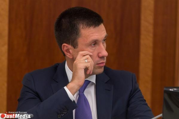 Подследственный министр Пьянков стал советником Куйвашева