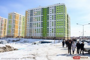Отставание на четверть. Ввод жилья на Урале снизился на 27%