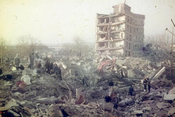 Армянская община в Екатеринбурге вспомнит жертв землетрясения, в котором погибло 25 тысяч человек