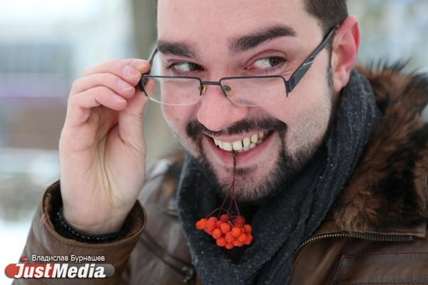 Стас Чернов, певец: «Я не люблю находиться зимой на улице». Во вторник в Екатеринбурге всего минус 3 градуса