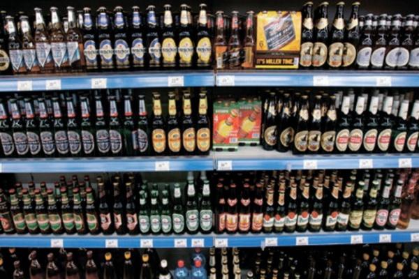 Российским индивидуальным предпринимателям запретят торговать пивом