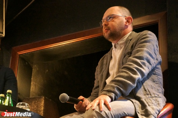В свой день рождения уральский писатель Алексей Иванов подарил поклонникам «Тобол»
