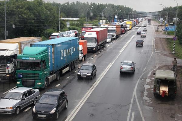 Действие «Платона» могут распространить на 3,5-тонные грузовики