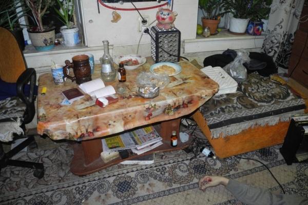 Неслабо: гражданин Берёзовского убил собутыльника, чтобы обосновать ему серьезность побуждений