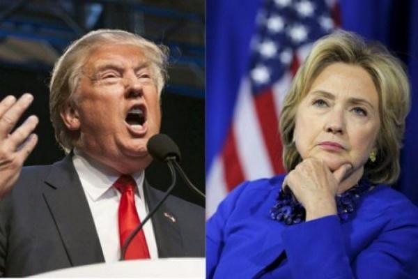Хиллари Клинтон получила на 2 млн голосов избирателей больше, чем Дональд Трамп