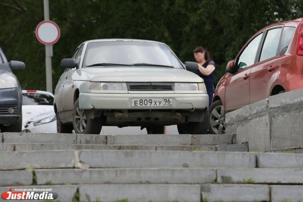 Продажи автомобилей в Екатеринбурге прекратили падение