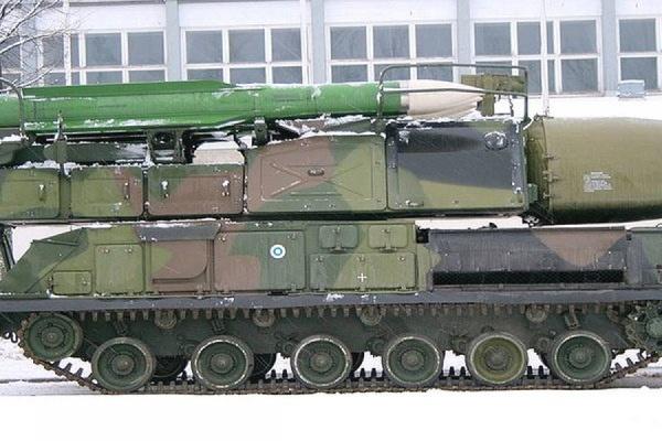 В РФ приступил к разработке нового поколения ЗРК средней дальности