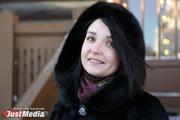 Татьяна Тухбатуллина, аспирантка УрФУ: «Зиму люблю. С ней связан огромный праздник». В Екатеринбурге +2 и мокрый снег