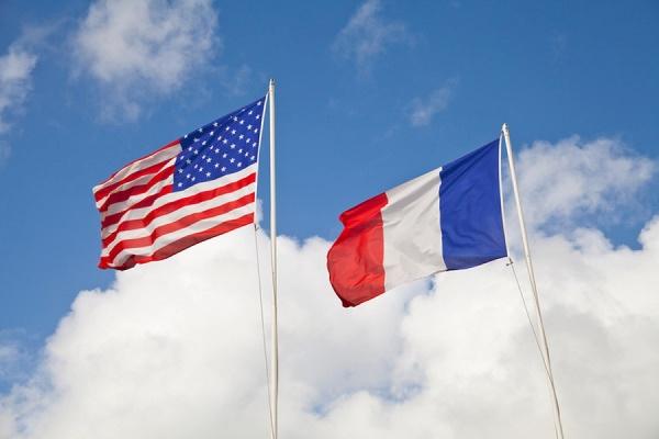 США и Франция намерены повысить уровень военного сотрудничества