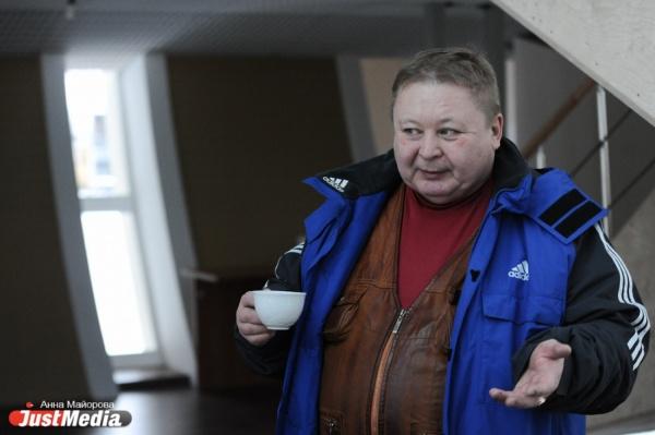 В Екатеринбурге скоропостижно скончался «властелин колец»
