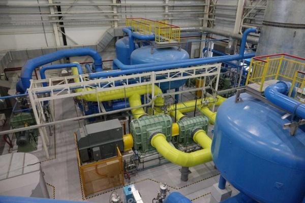УГМК пустила в работу новую кислородную станцию на ММСК