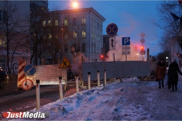 Жители Первомайской остались без отопления из-за ремонта тепломагистрали. ФОТО