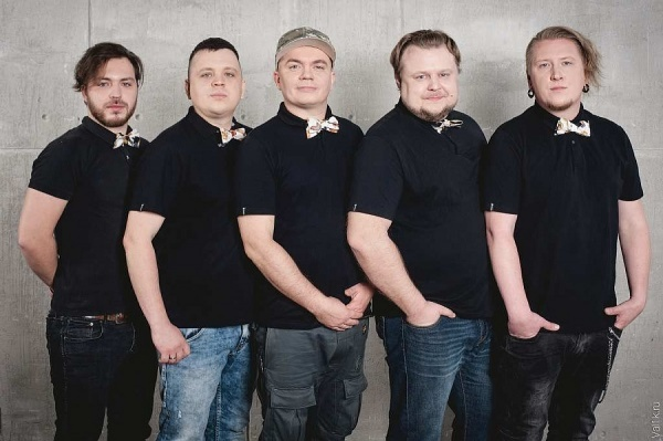 В новогодние праздники в Екатеринбурге даст концерт группа БоБРы